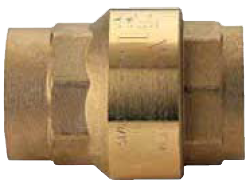 112 Series Lead Free Check Valve